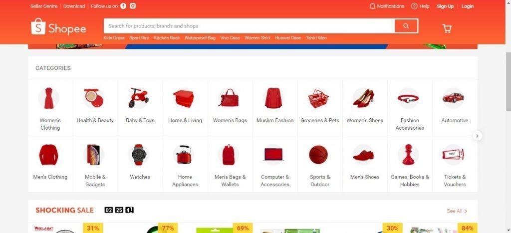 Idea Niche Bisnes E-Commerce