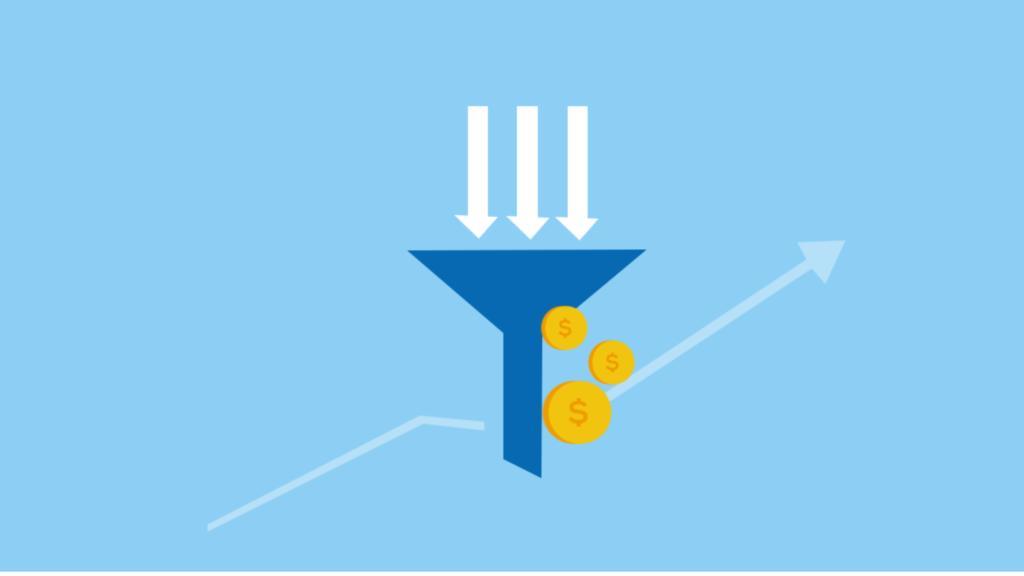 cara buat sales funnel untuk ecommerce