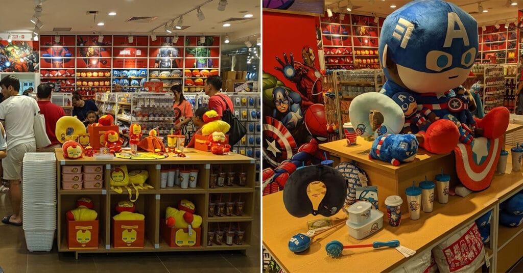 marvel merchandise produk dropship hot